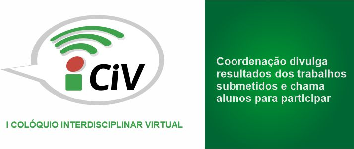 I Colóquio Interdisciplinar Virtual
