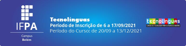 Tecnologias de Ensino de Idiomas